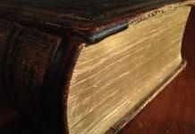 Texter och böner till dop