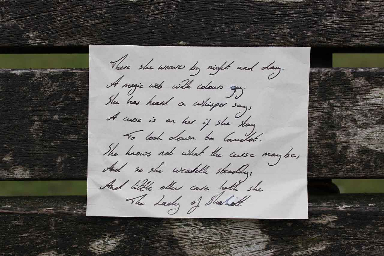 Vackraste dikten om karleken